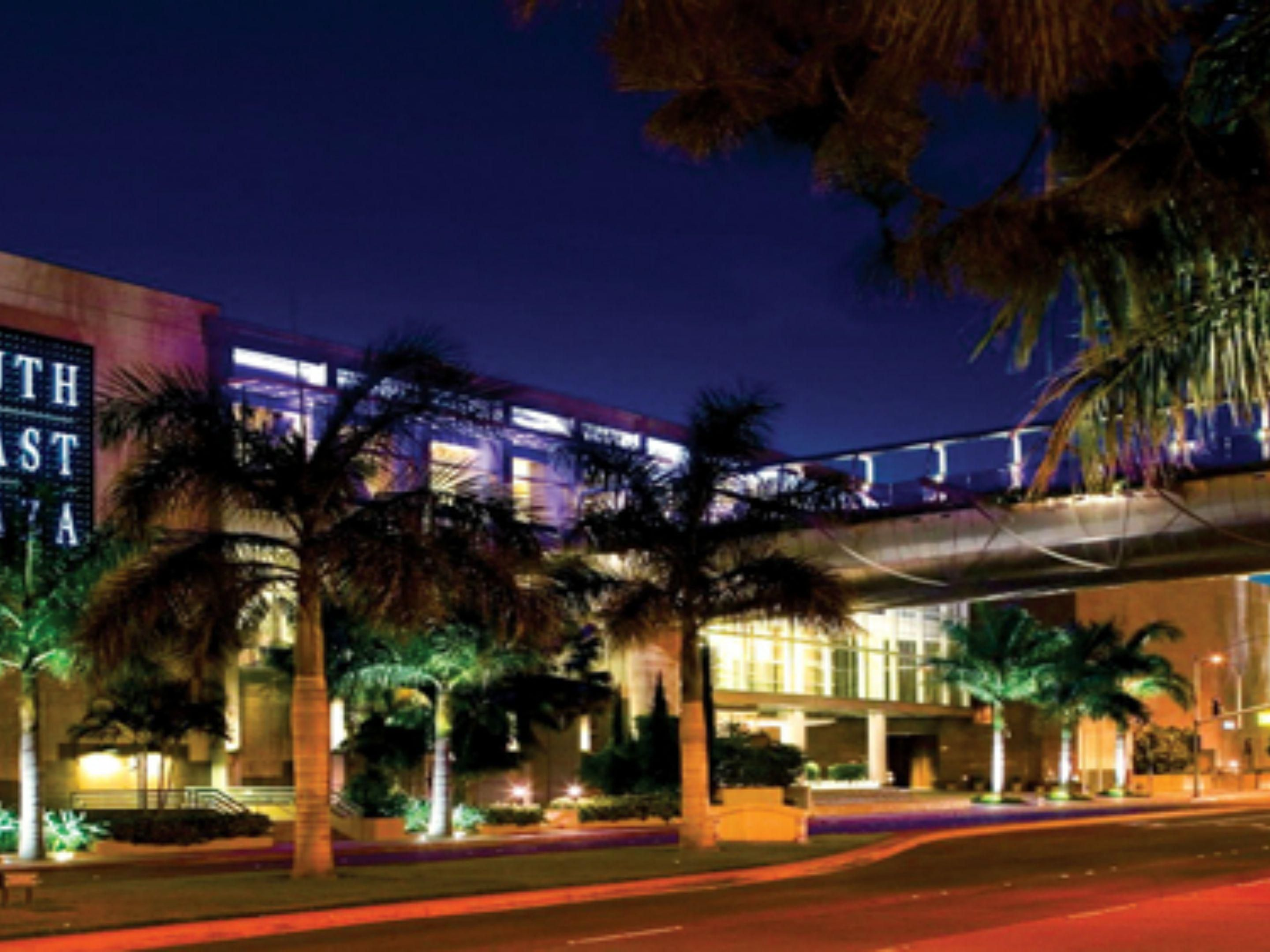 Renowned shopping at South Coast Plaza near our Santa Ana hotel