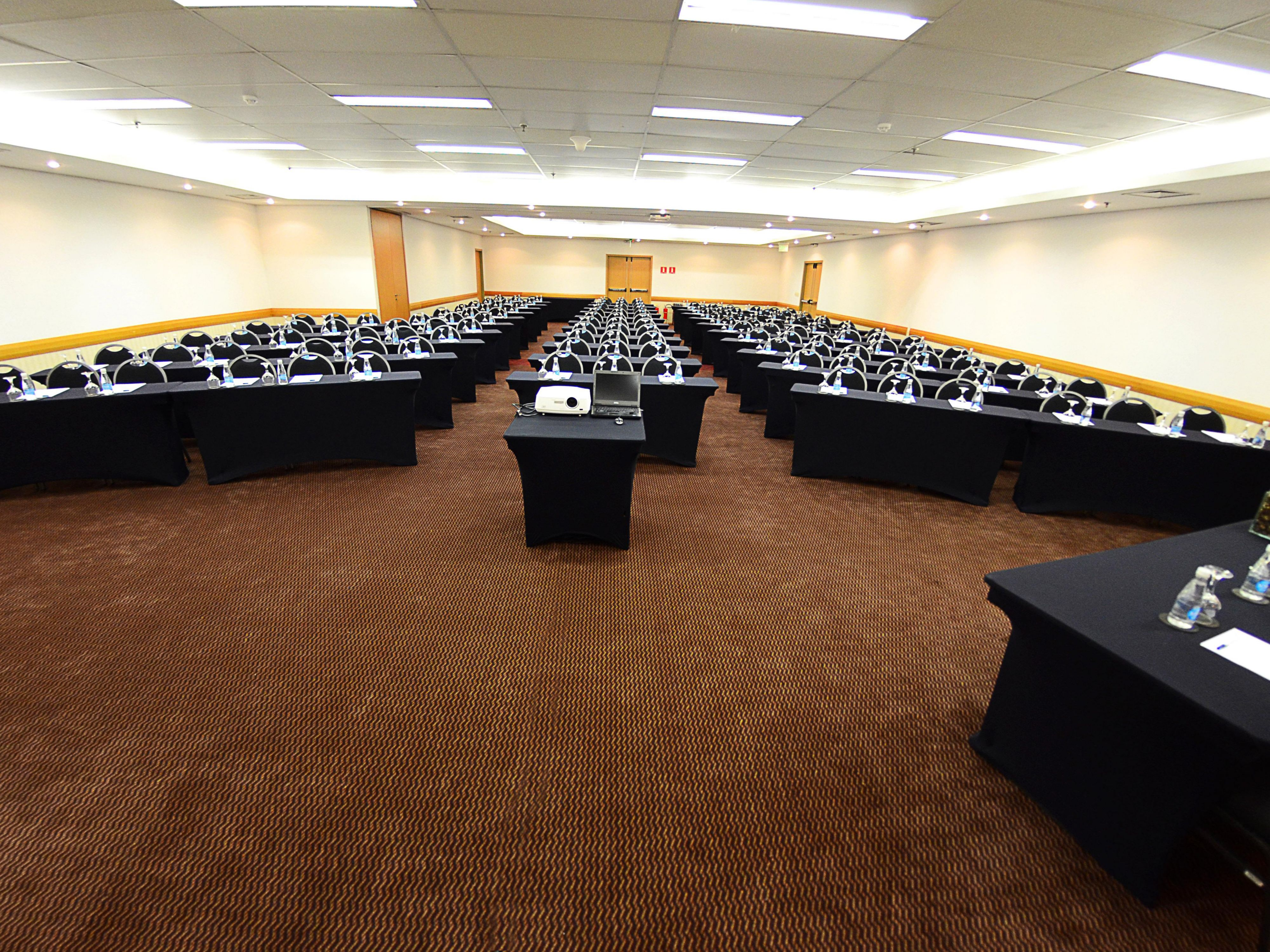 Holiday Inn Parque Anhembi's Conference Room