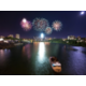 Canada Day fireworks in Saskatoon