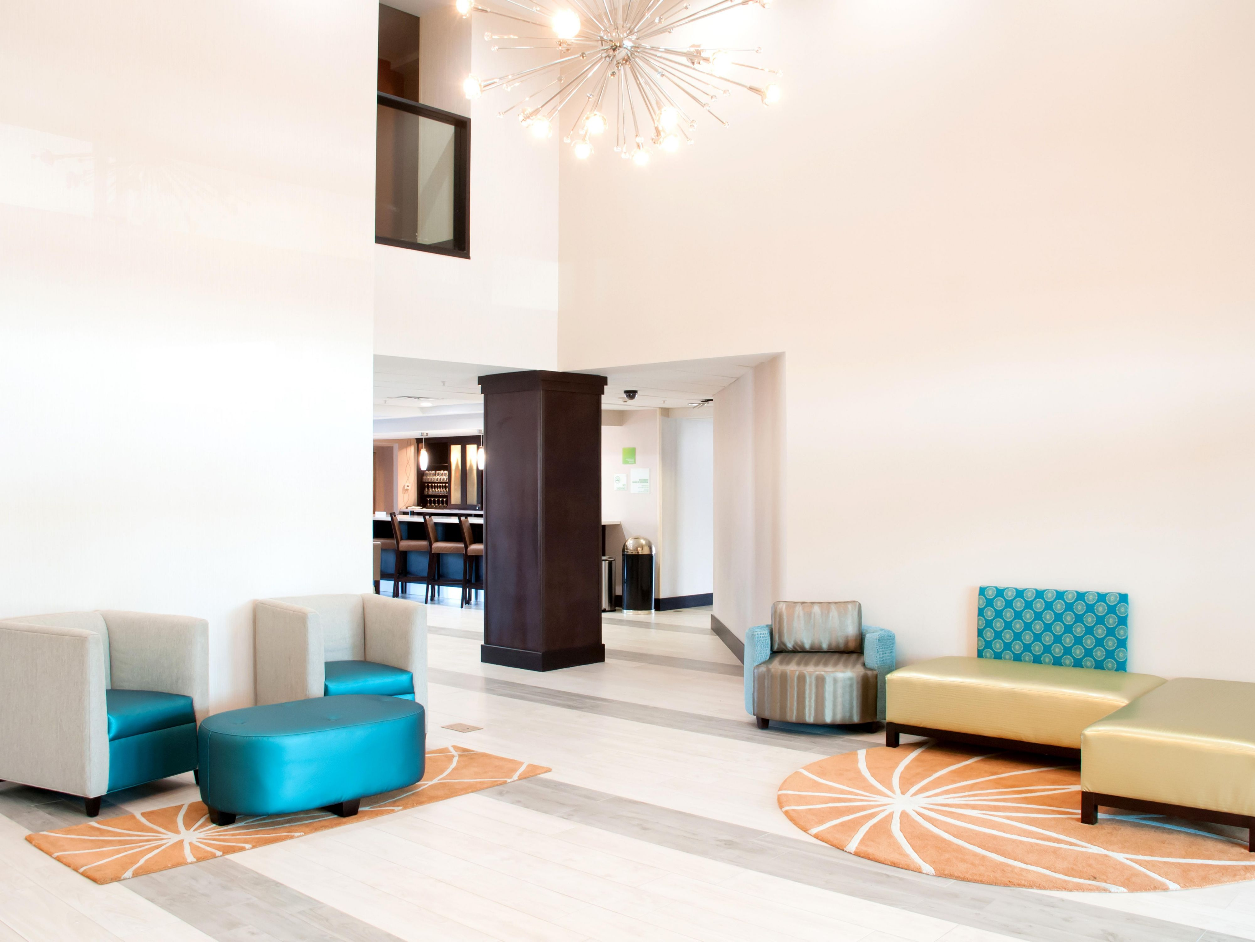 Welcome to the Newly Renovated Holiday Inn I-95 Savannah