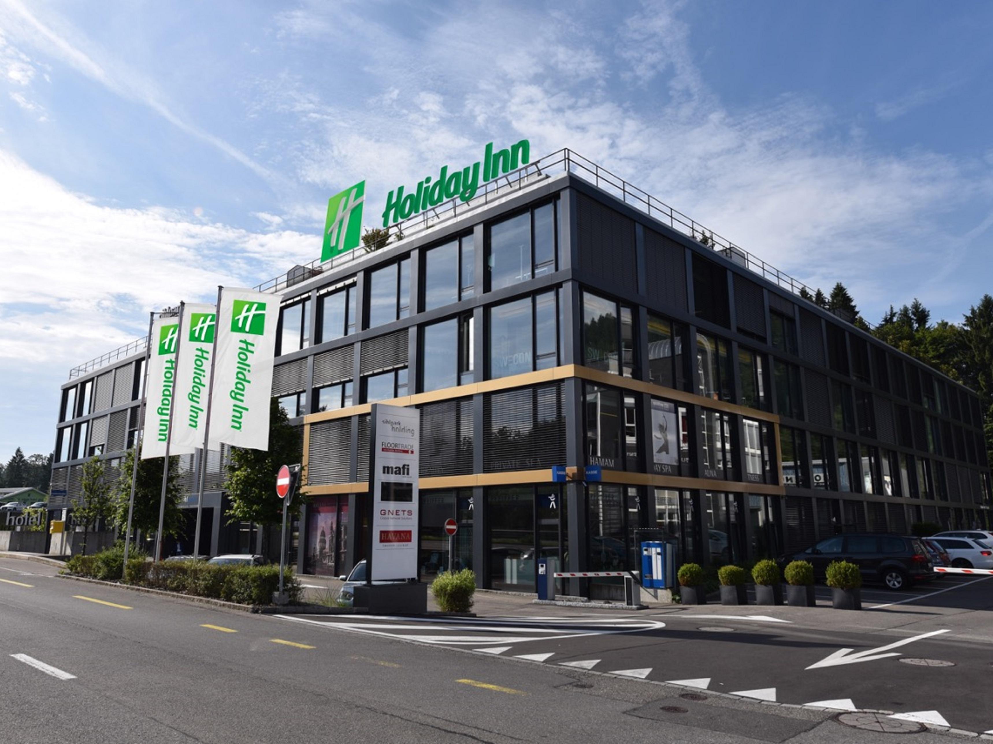 Holiday Inn Hotels In Switzerland
