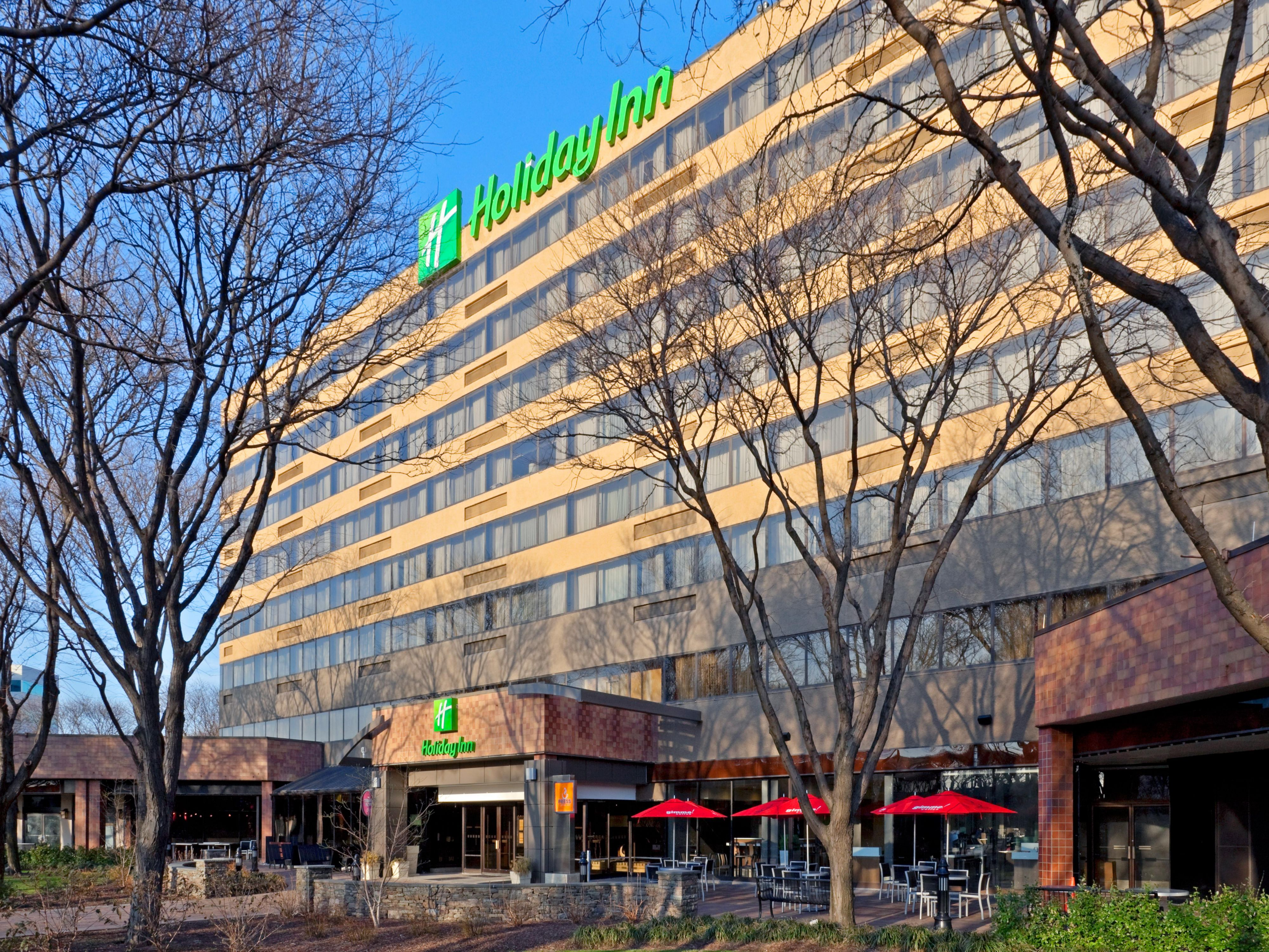 Welcome to the Holiday Inn Secaucus Meadowlands