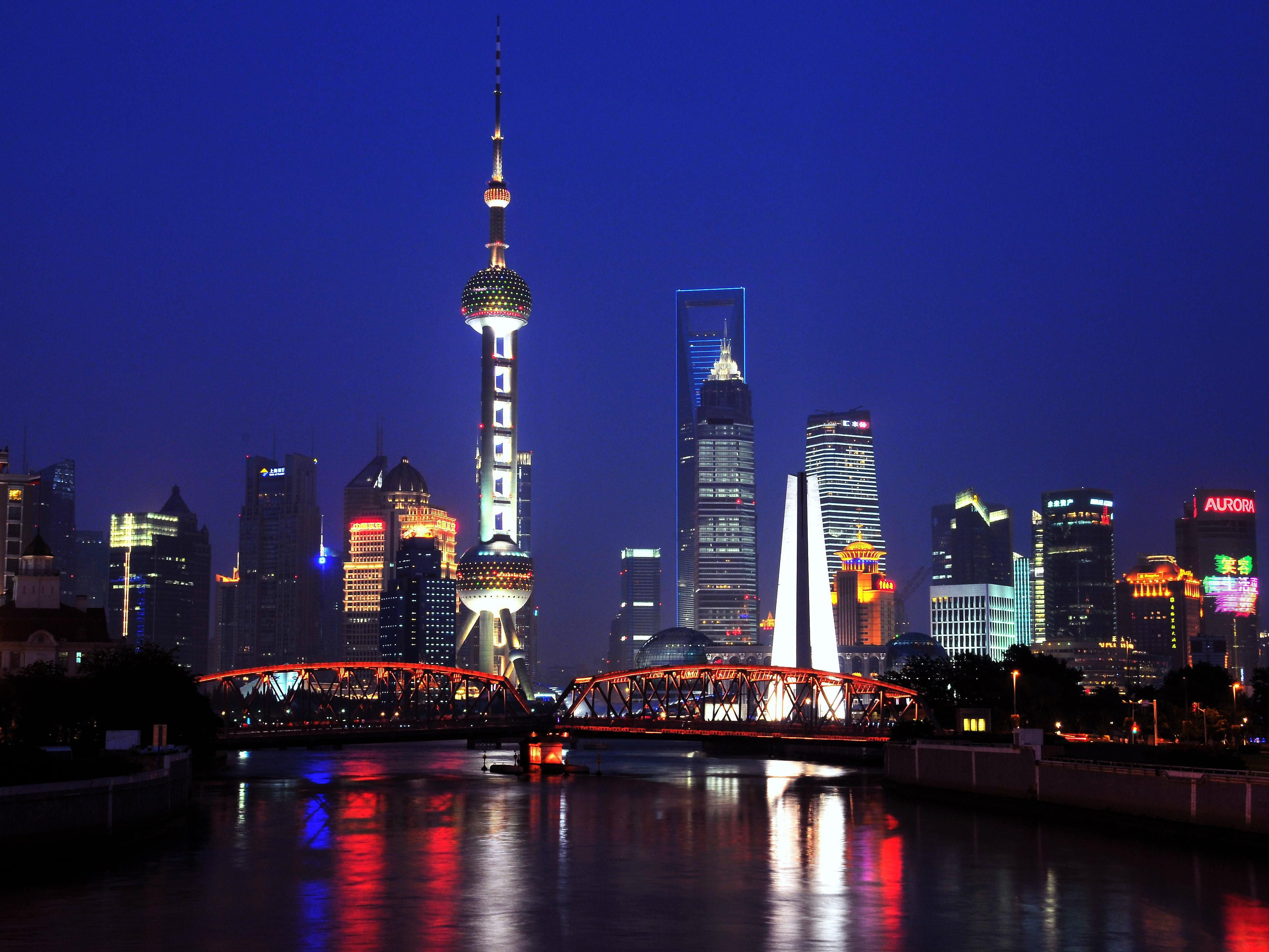 Scenery / Landscape - The Bund