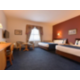 Twin rooms have 2 double beds ideal for up to 4 adults
