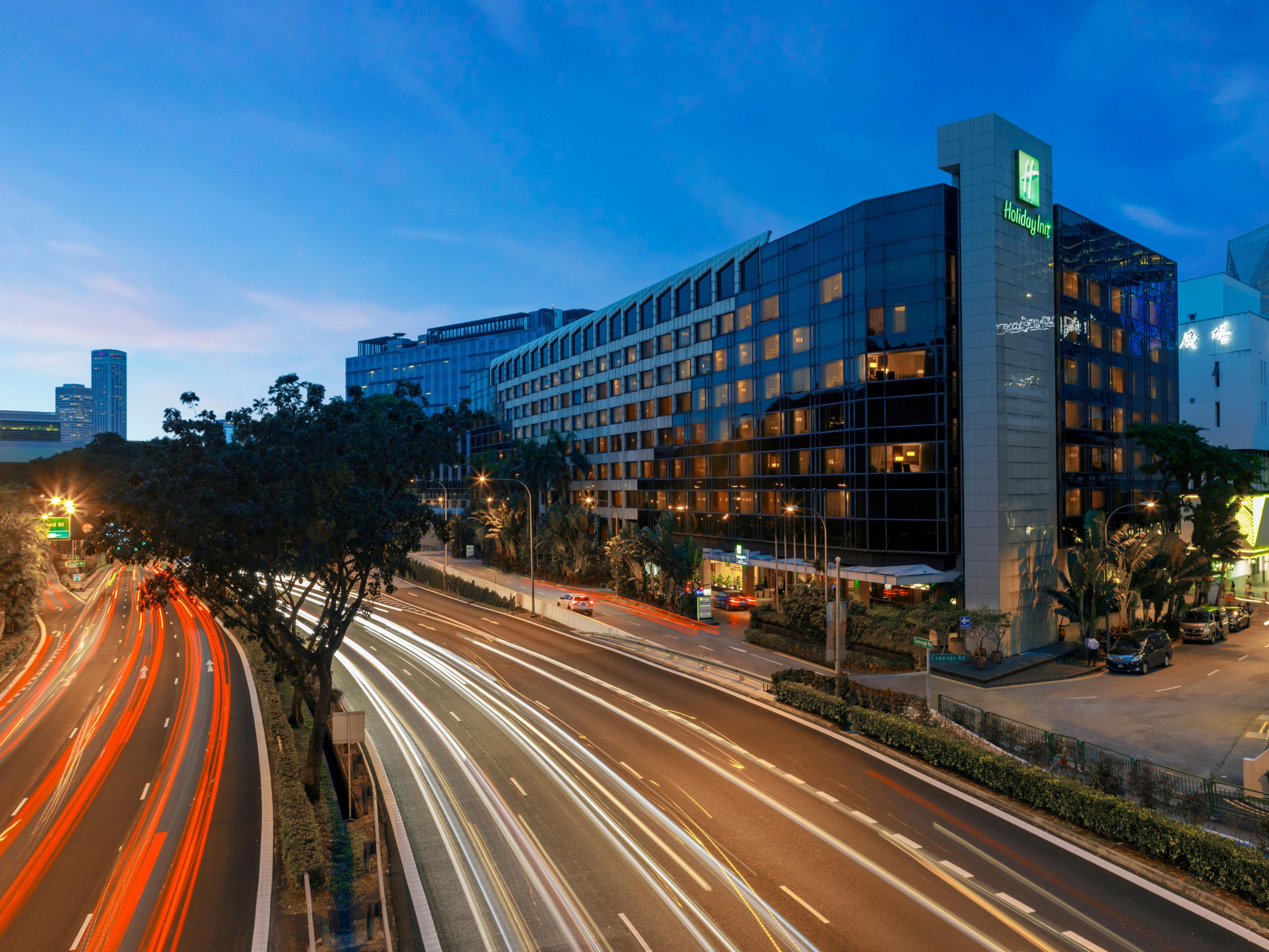 holiday inn singapore orchard city centre 4 star hotel