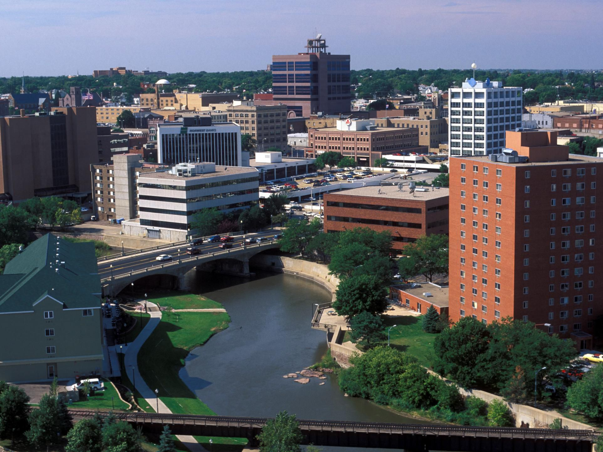 Downtwon Sioux Falls