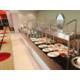 Holiday Inn Sofia Lunch and Dinner Buffets