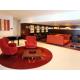 Comfortable Hotel Lobby