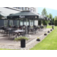 Hotel Romantic Summer Terrace