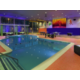 Our Indoor Heated Swimming Pool and Sports Deck for fitness & fun!