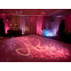 Holiday Inn SFO Ballroom with Dance Floor & Lighting