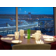 The top floor offers amazing views of the airport and local area.