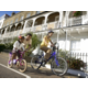 Extensive Cycle Lanes on the Sea Front are great for families