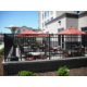 Outdoor Dining at Amici