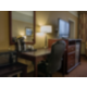 Family suite features, fridge, microwave & Kureg coffee maker