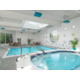 Enjoy the Indoor Pool and Whirlpool year round
