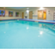 Enjoy the indoor, heated pool at the Holiday Inn St. Paul Downtown