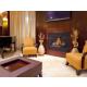 Relax in the Lobby of the Holiday Inn Statesboro University Area