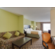 Spacious King Executive Suite with Sofa Bed and Sitting Area