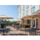 Enjoy lunch on the spacious patio at Emma's Restaurant and Lounge