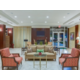 Guests will enjoy the inviting lobby of the Holiday Inn Statesboro