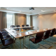 Fully equipped modern meeting room