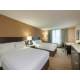 Renovated guest room 2 Full Beds with Exec Desk Nonsmoking