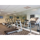 Keep fit in the Mini Gym