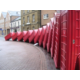See the Iconic Domino Phone Boxes