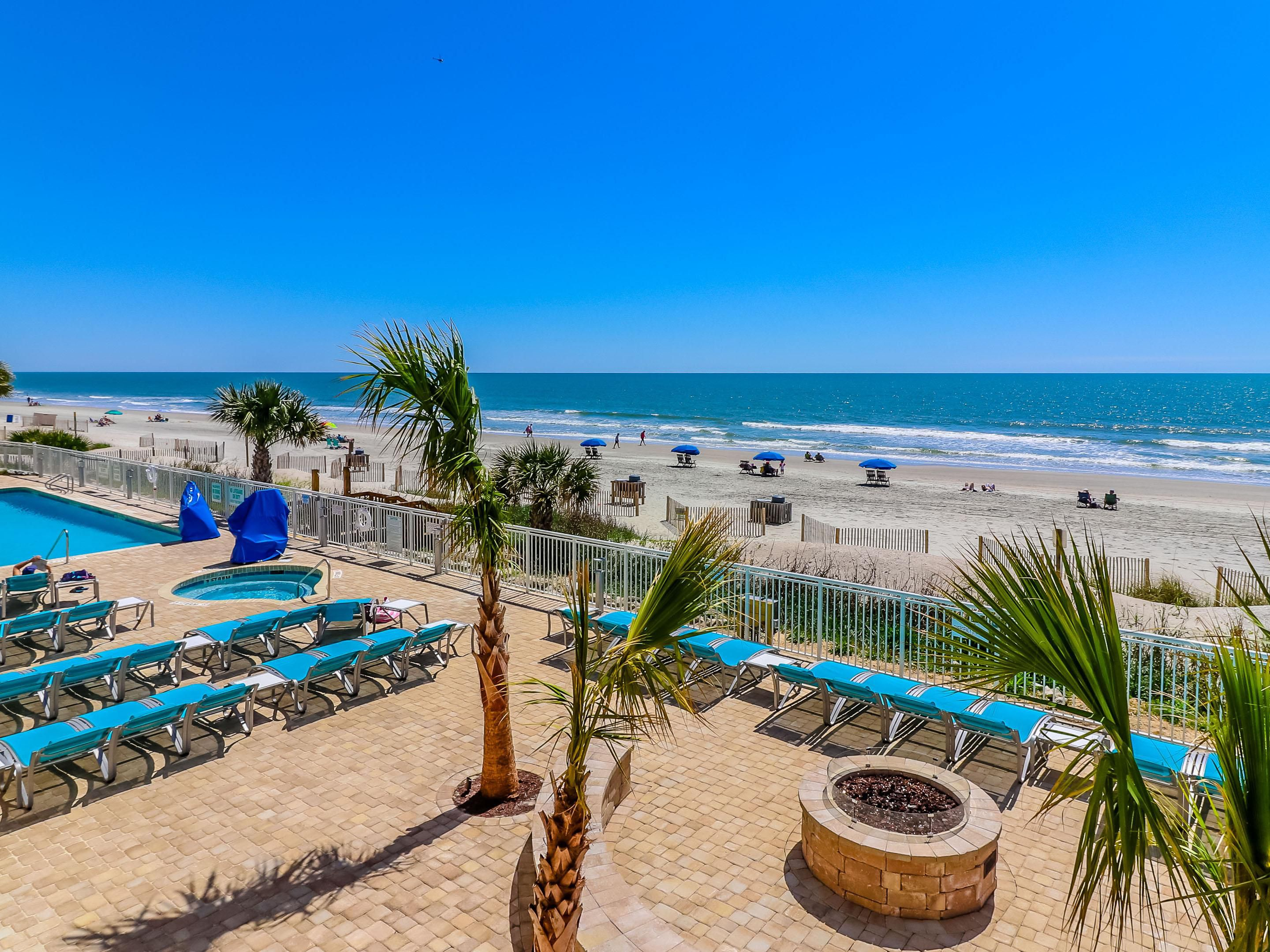 Holiday Inn Oceanfront At Surfside Beach Hotel By Ihg