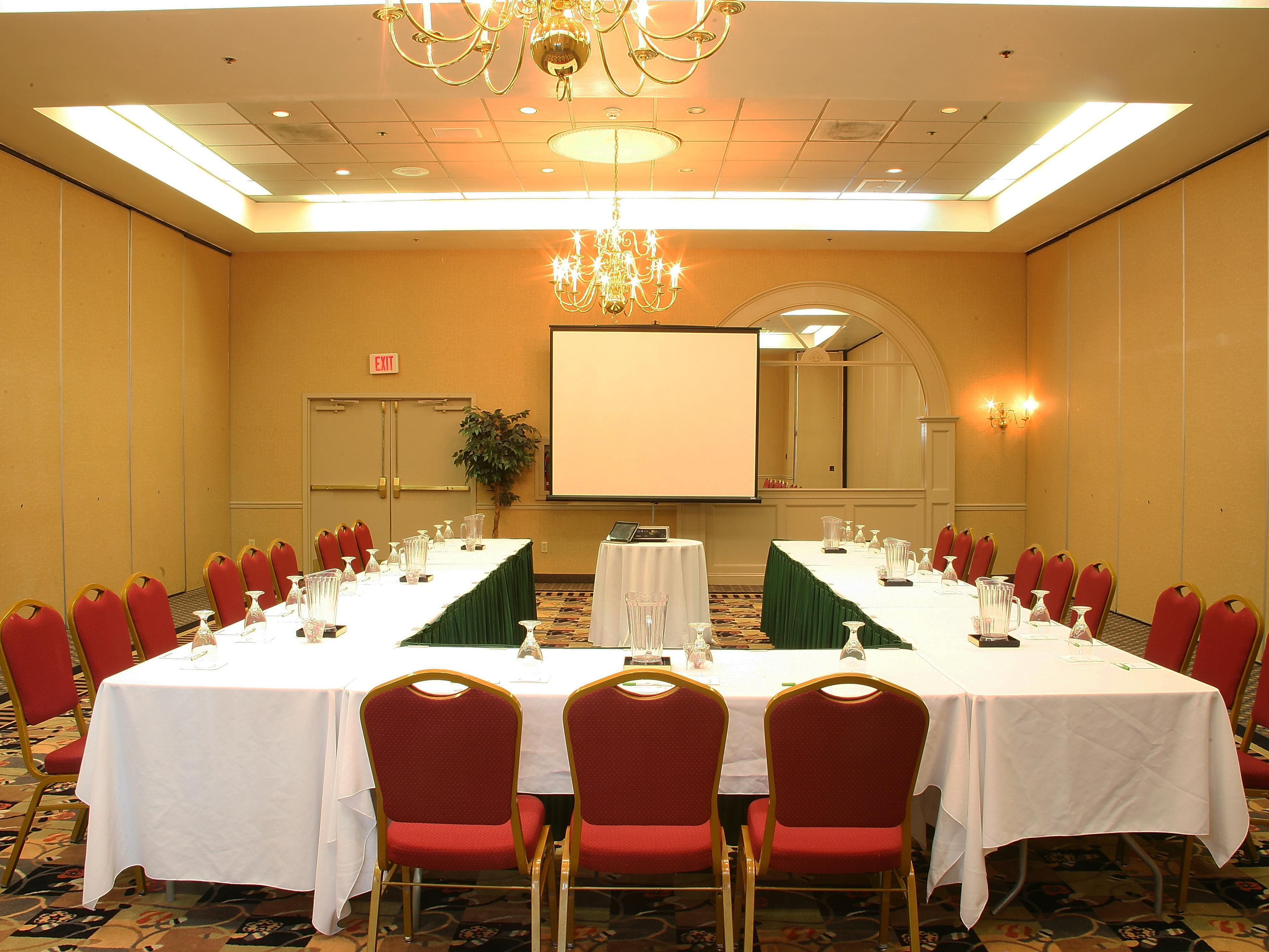 Meetings at the Holiday Inn Swedesboro
