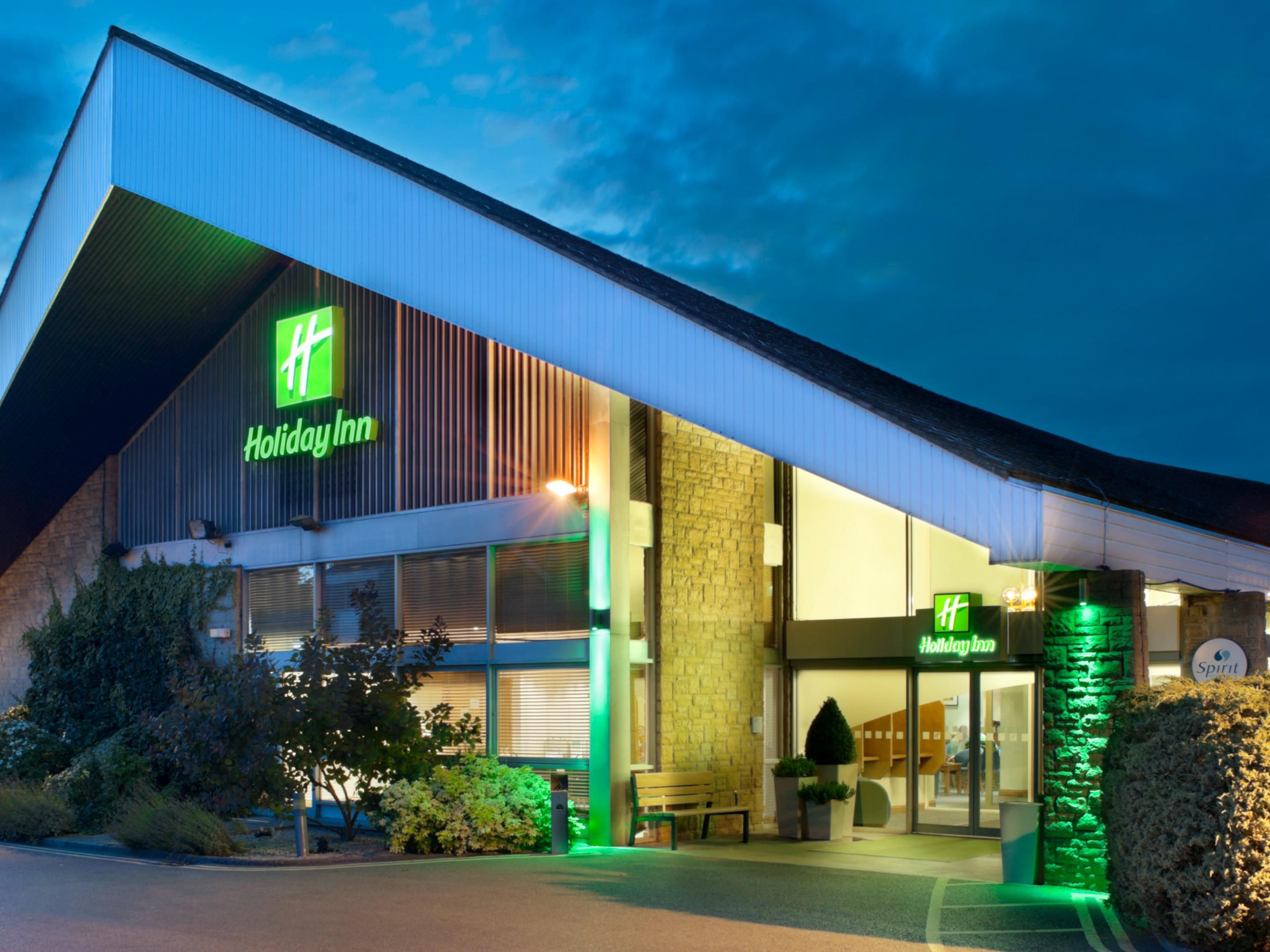 Welcome to the Holiday Inn Swindon