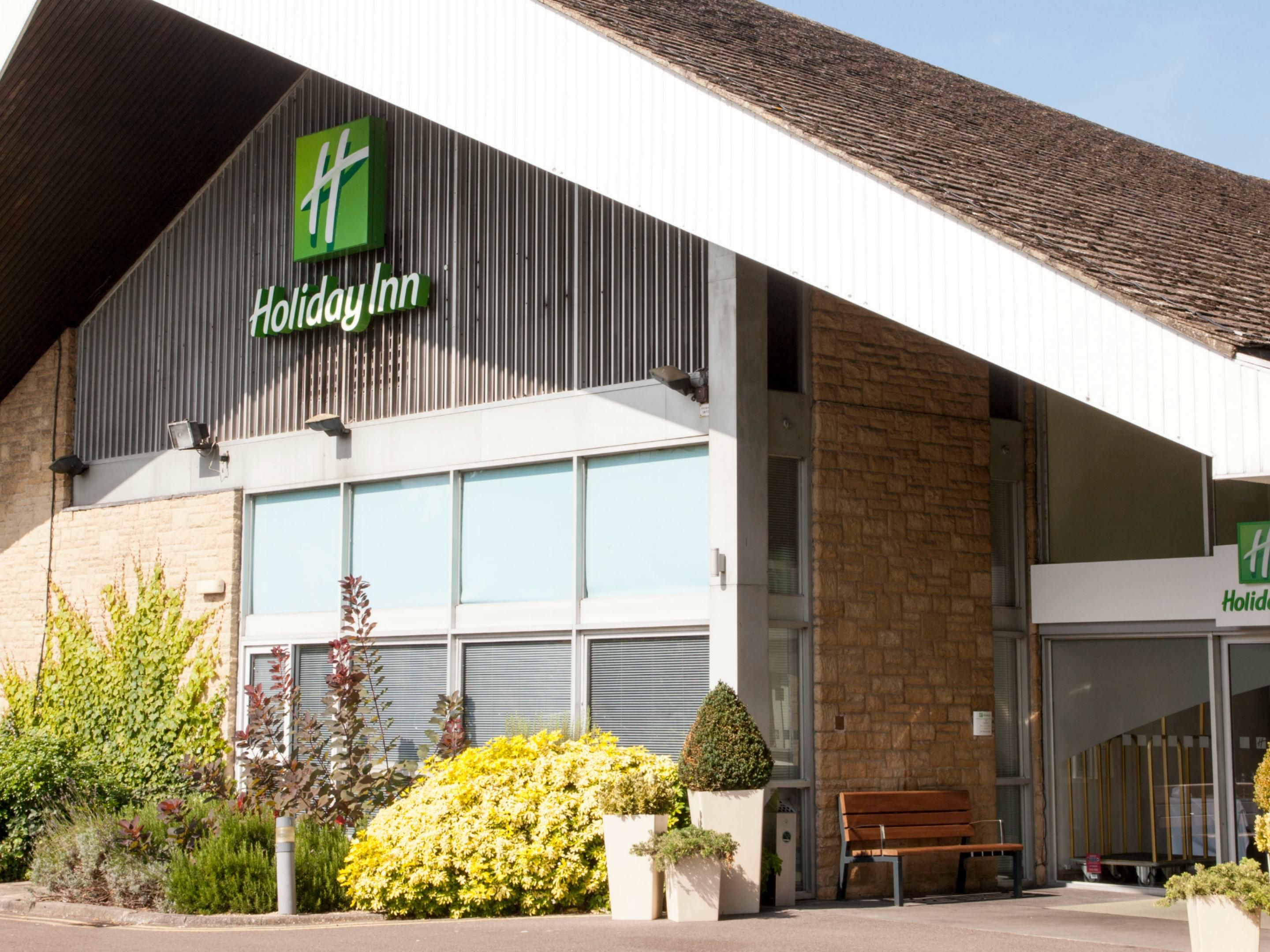 We hope you enjoy your stay at the Holiday Inn Swindon