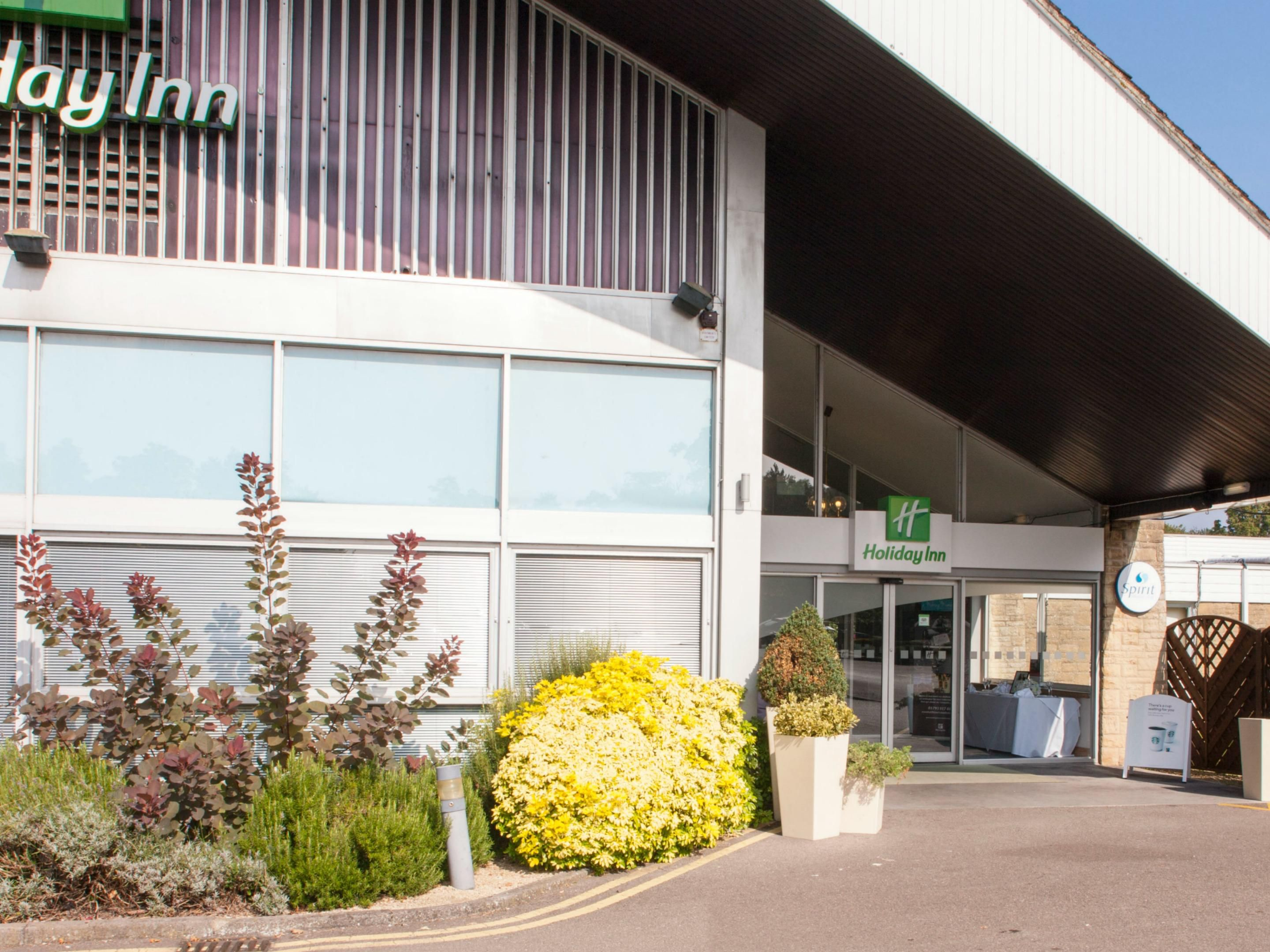 A warm welcome from all the team at Holiday Inn Swindon
