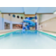 Indoor Swimming Pool with water slide