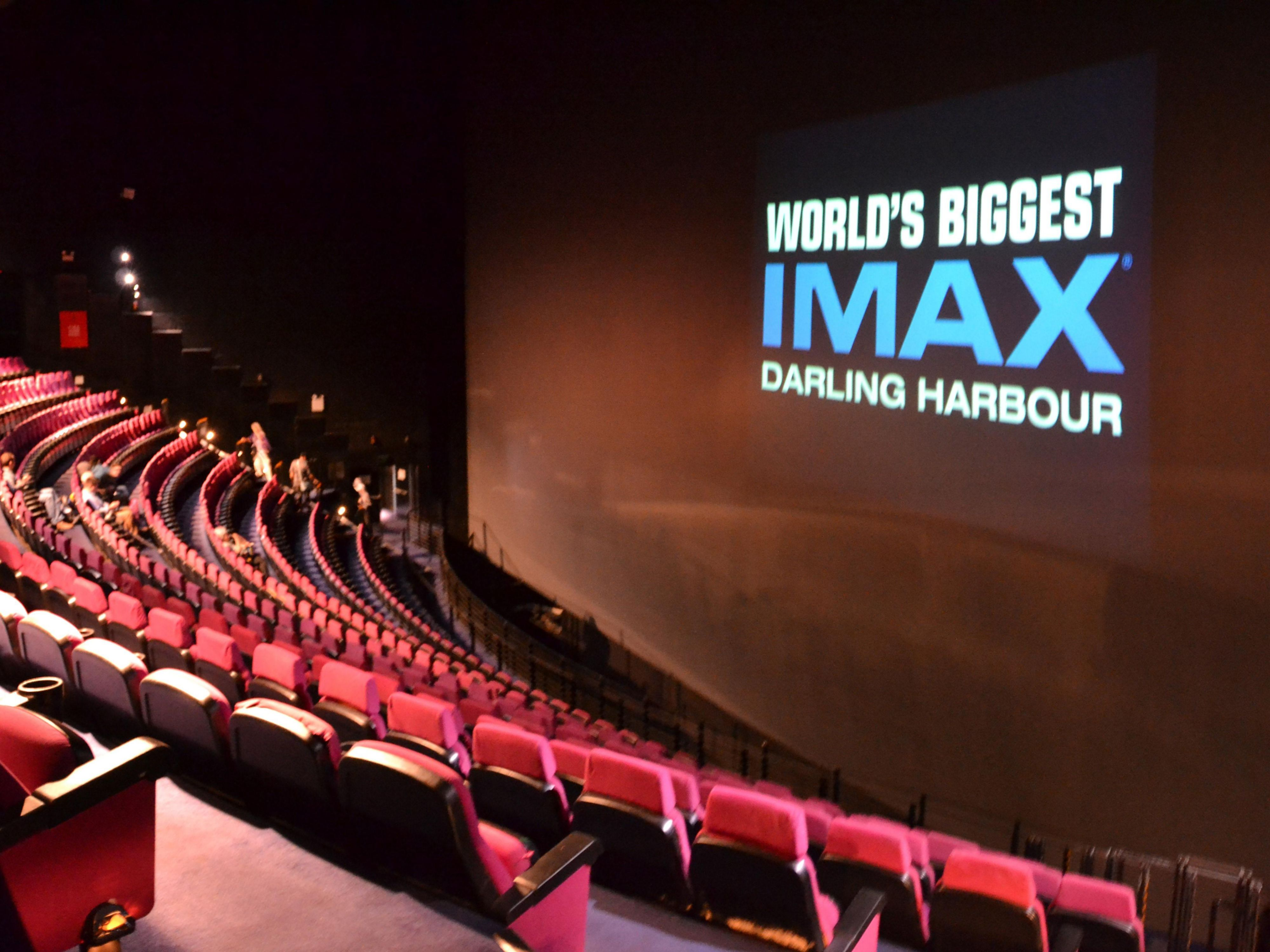 IMAX Theatre Darling Harbour