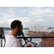 rooftop overlooking the Sydney Opera House