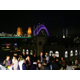 evening event with views of The Rocks & Sydney Harbour Bridge