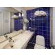 Executive room's bathroom offers additional amenities