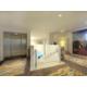 Elevator Lobby from underground car park