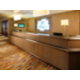 Check in at our welcoming Reception Desk