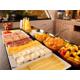 Enjoy our well-stocked Breakfast Buffet