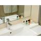 Salle de bains executive élégante