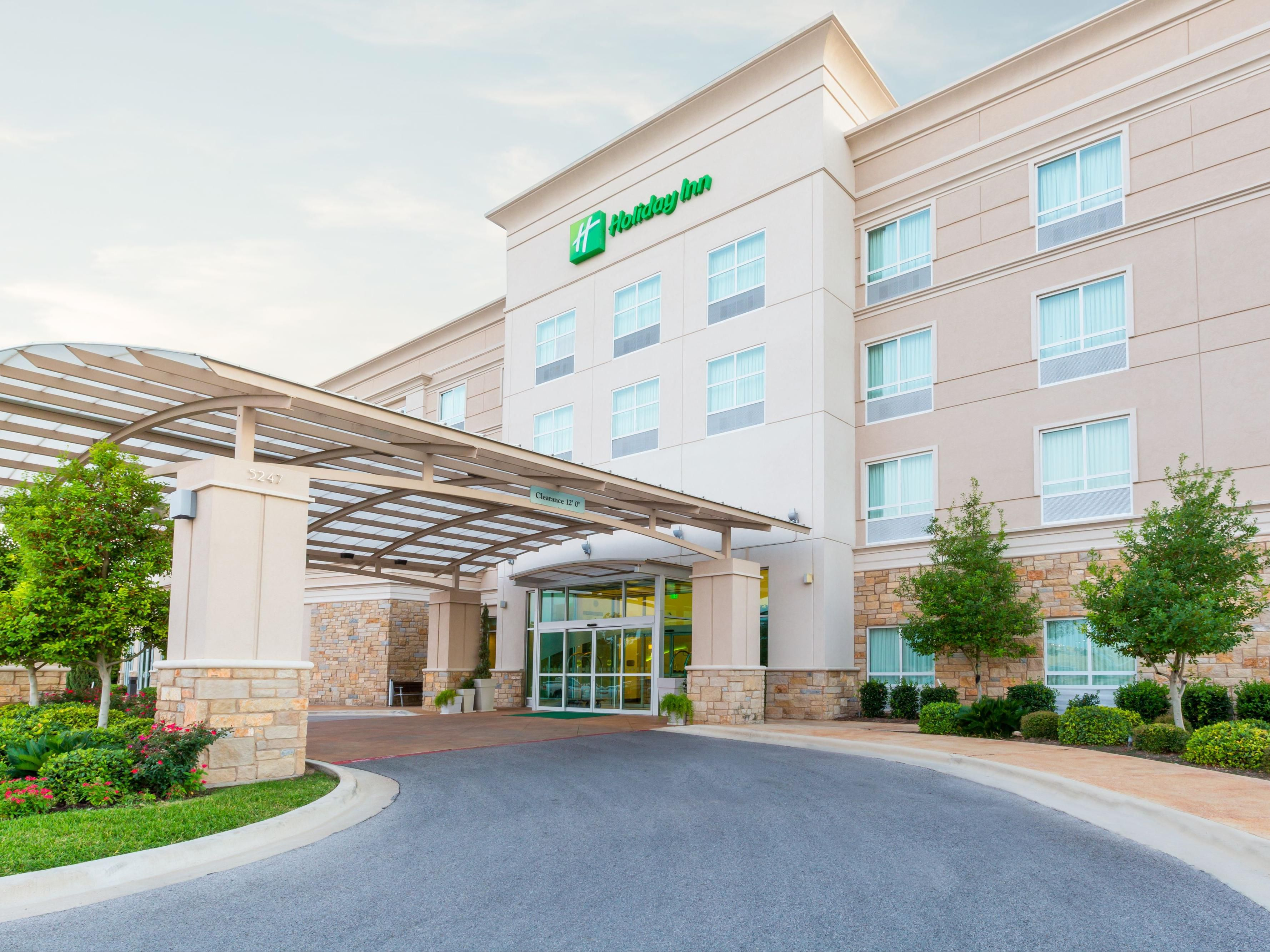Welcome to the Holiday Inn Temple-Belton