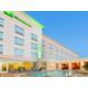 The Holiday Inn Temple-Belton pool area
