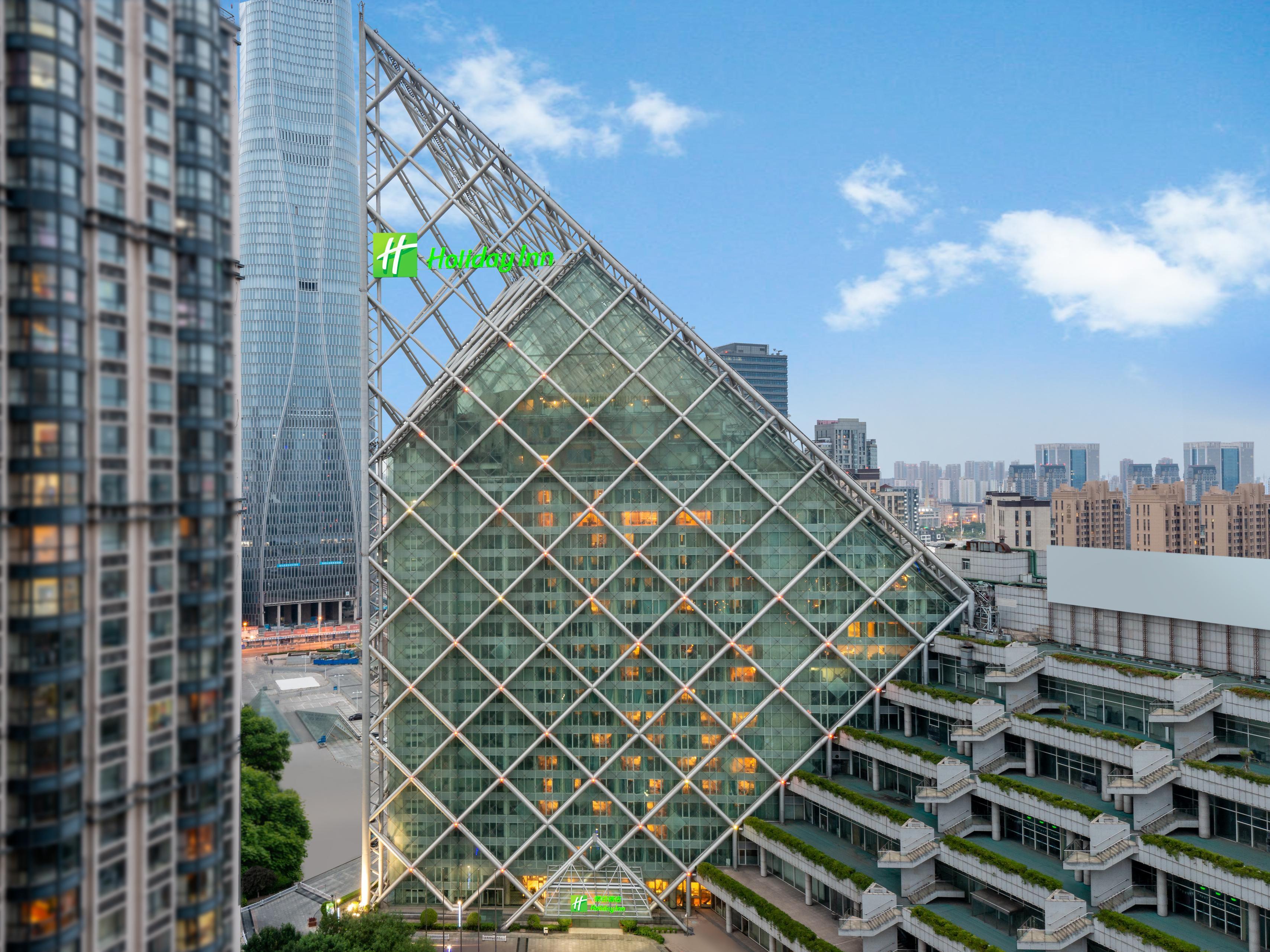 Holiday Inn Tianjin Binhai Hotel by IHG