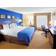 King Bed  Work Desk and Free Wi-Fi are great for Business Stays