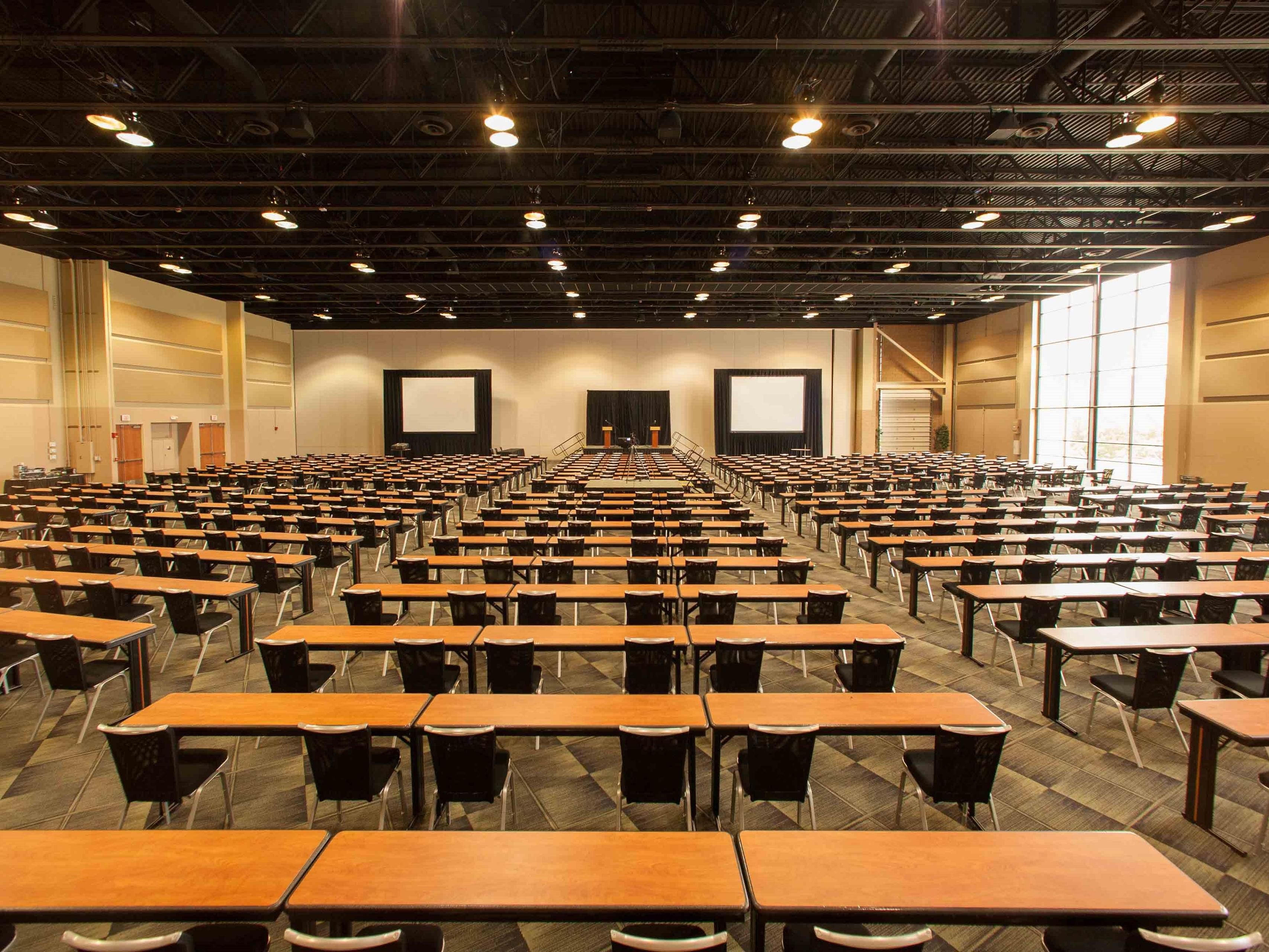 Tinley Park Convention Center Meeting Room