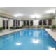 Unwind in the hotel swimming pool and whirlpool