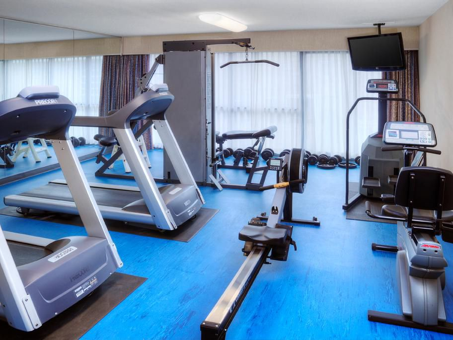Rejuvenate in our Fitness Room